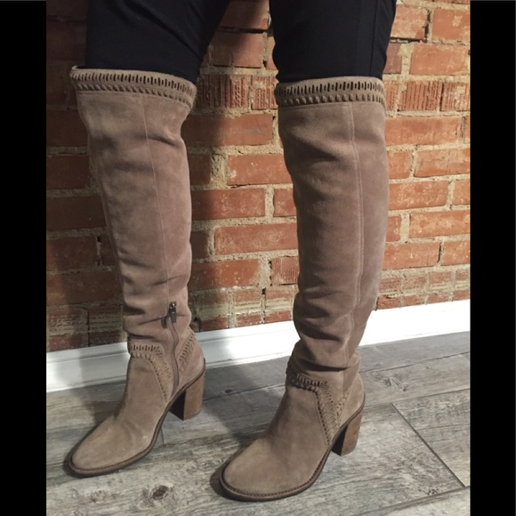 d107f1d40a2 😍Madolee Vince Camuto over the Knee Boots. M 5a812ac62ae12fae088a7fbe